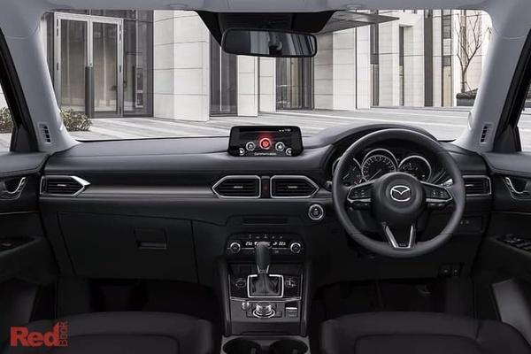 Mazda CX-5 Maxx CX-5 Maxx Sport FWD petrol auto from $38,240 drive away