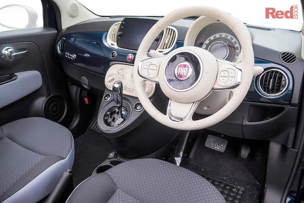 Fiat 500C Pop 500C Series 6 Pop auto convertible from $25,450 drive away