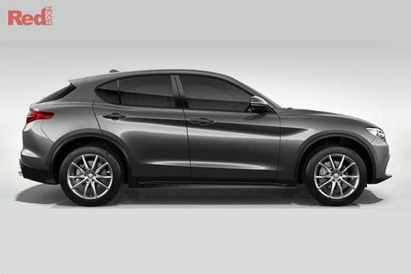 Alfa Romeo Stelvio  Stelvio petrol from $66,900 drive away with complimentary First Edition & Veloce Pack