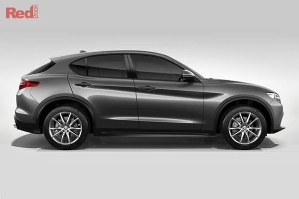 Alfa Romeo Stelvio  Stelvio petrol auto wagon from $69,900 drive away