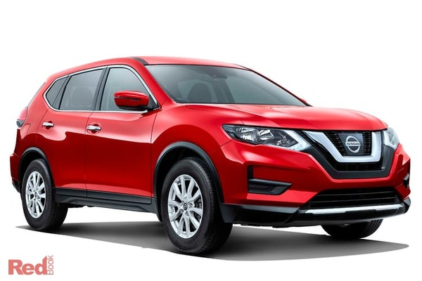 Nissan X-TRAIL ST X-TRAIL ST 2WD auto from $32,990 drive away with 3 Years Free Service + $2,000 Deposit when you finance with Nissan