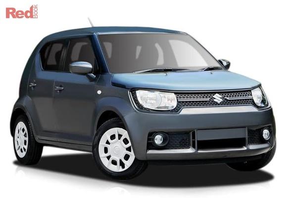 Suzuki Ignis GL Ignis GL from $16,990 drive away