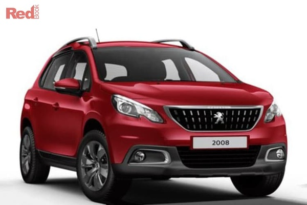 Peugeot 2008 Active 2008 Active from $26,990 drive away including + $2,000 Factory Bonus