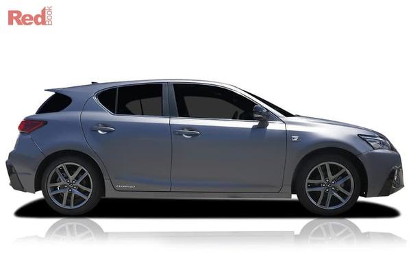 Lexus CT200h F