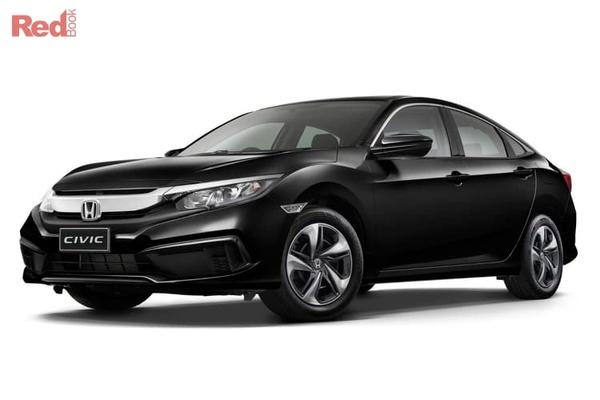 Honda Civic VTi Civic Sedan VTi auto from $24,990 drive away plus Free 7-Year Unlimited KM Warranty & 7-Year Premium Roadside Assist