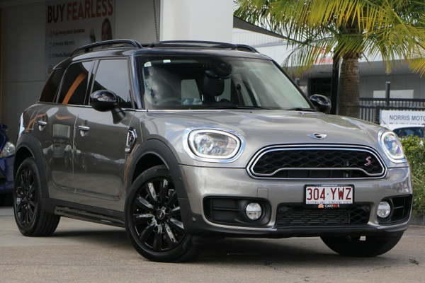 2017 Mini Countryman Cooper Road Test Review 2017 Mini Countryman