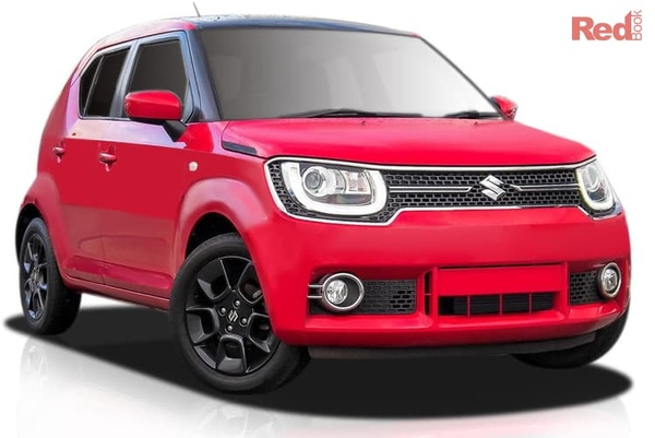 Suzuki Ignis GLX Ignis GLX auto from $18,990 drive away