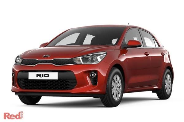 Kia Rio S Rio S manual hatch from $16,990 drive away