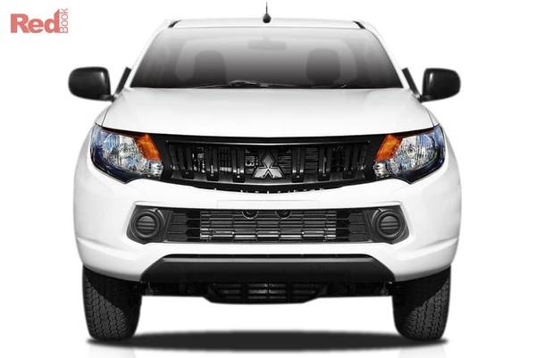 Mitsubishi Triton GLX+ MY18 Triton GLX+ 4x4 Pick Up Double Cab diesel manual from $35,990 drive away + $3,000 Factory Bonus