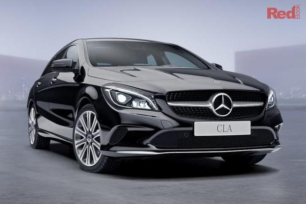 Mercedes-Benz CLA220 d Mercedes-Benz passenger cars - Finance Offer available