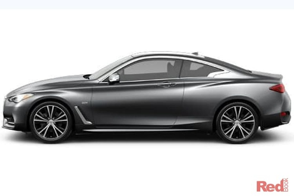 INFINITI Q60 Pure Q60 Pure Coupe from $53,888 drive away including Metallic Paint