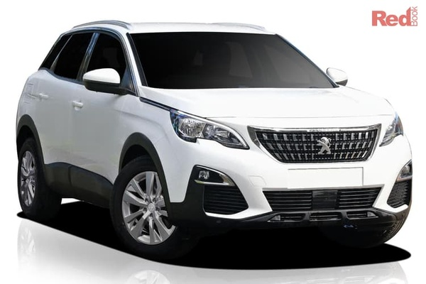 Peugeot 3008 Active 3008 Active SUV from $36,990 drive away