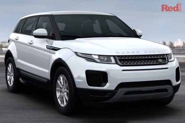 Land Rover Range Rover Evoque TD4 Selected Land Rover models - Savings Equivalent to the GST