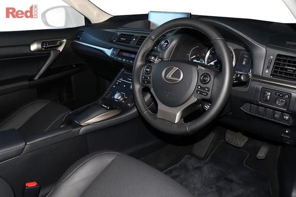 Lexus CT200h Sports
