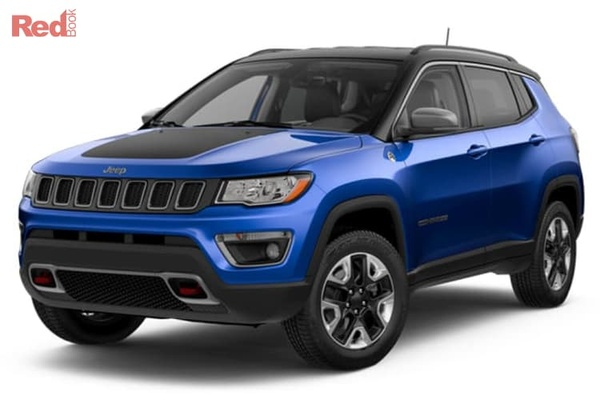 Jeep Compass Trailhawk MY18 Compass Trailhawk 4x4 diesel auto from $43,950 drive away