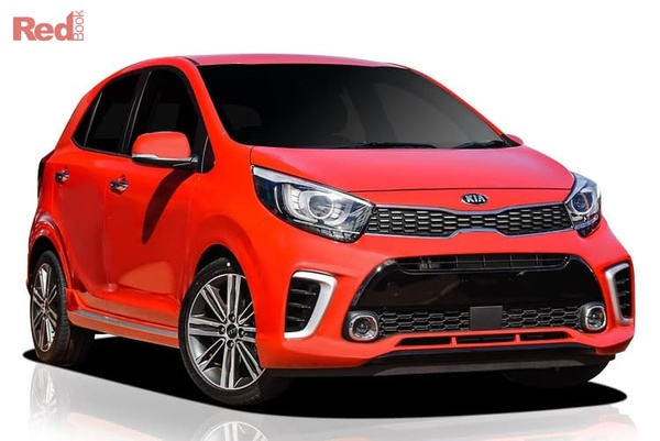 Kia Picanto GT-Line Picanto GT-Line auto from $17,990 drive away