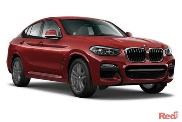 BMW X4 xDrive20d Selected new X-Range models - Complimentary Stamp Duty, Complimentary 12 months' registration and Complimentary CTP Insurance (exc. Victoria)