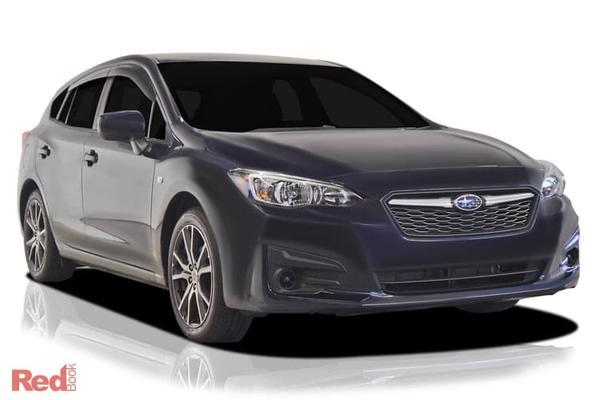 Subaru Impreza 2.0i Selected Subaru models - Free registration and CTP