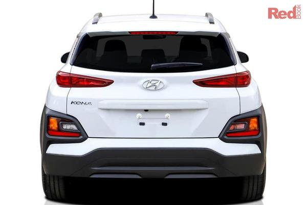Hyundai Kona Go Selected Hyundai models - 7 Year Warranty