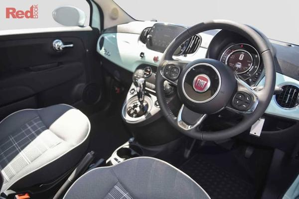 Fiat 500 Lounge 500 Series 6 Lounge auto hatch from $23,450 drive away