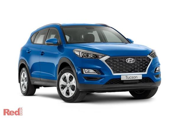 Hyundai Tucson Go MY19 Tuscon Go 2.0 2WD petrol manual from $27,990 drive away