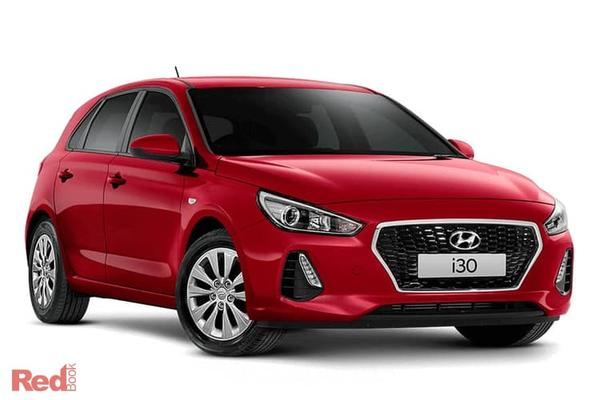 Hyundai i30 Go i30 Go 2.0 petrol manual hatch from $20,990 drive away