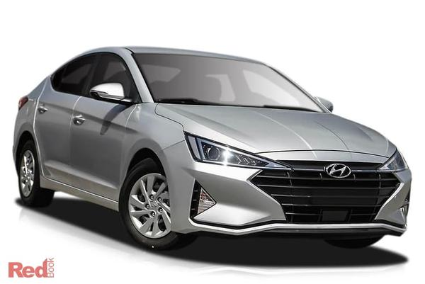 Hyundai Elantra Go Elantra Go petrol manual from $20,990 drive away