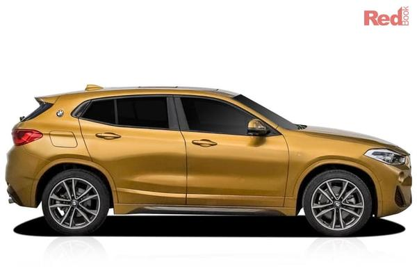 BMW X2 sDrive20i Selected new X-Range models - Complimentary Stamp Duty, Complimentary 12 months' registration and Complimentary CTP Insurance (exc. Victoria)