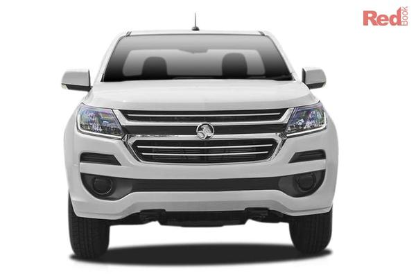 Holden Colorado LS MY19 Colorado LS 4x4 Single Cab Chassis auto from $39,990 drive away