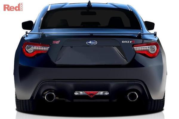 Subaru BRZ tS Selected Subaru models - Free registration and CTP