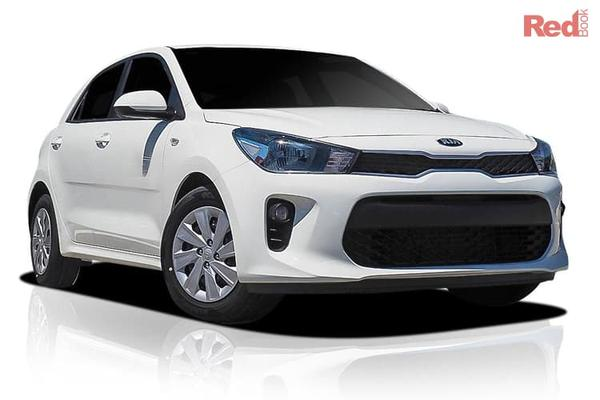 Kia Rio S Rio S automatic from $17,990 drive away
