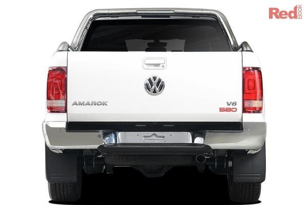 Volkswagen Amarok TDI580
