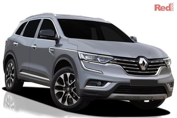 Renault Koleos Intens Koleos models - 7 year/Unlimited km Warranty + 3 Years Free Service and Finance Offer available