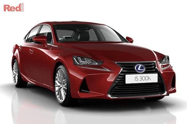 Lexus IS300h Sports Luxury