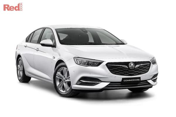 Holden Commodore LT MY18 Commodore Liftback LT petrol auto from $35,990 drive away