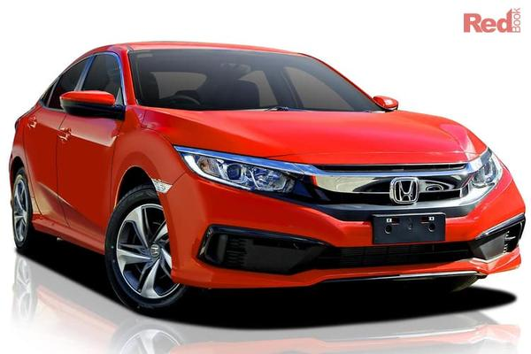 Honda Civic VTi MY19 Civic Sedan/Hatch VTi auto from $24,990 drive away with Exclusive Service Pack