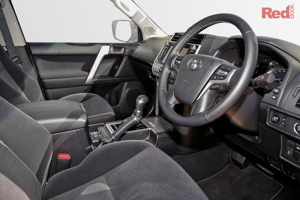 Toyota Landcruiser Prado GXL Prado GXL turbo diesel auto from $65,990 drive away