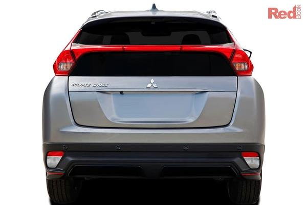 Mitsubishi Eclipse Cross Black Edition Eclipse Cross 2WD Black Edition CVT from $31,990 drive away