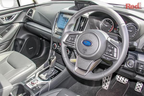 Subaru Forester 2.5i-S