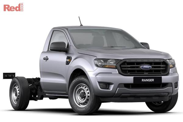 Ford Ranger XL Ranger XL 4x2 Single Cab Chassis 2.2L manual from $29,490 drive away