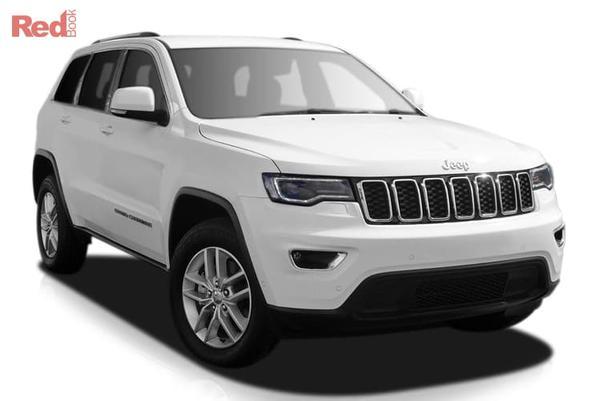 Jeep Grand Cherokee Laredo MY18 Grand Cherokee Laredo 4x2 3.6L petrol from $47,950 drive away