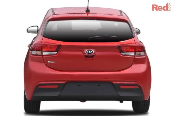 Kia Rio Sport MY19 Rio Sport automatic from $19,490 drive away