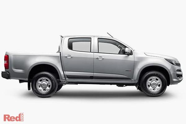 Holden Colorado LS MY19 Colorado LS 4x2 Crew Cab Pick Up auto from $39,990 drive away