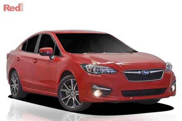 Subaru Impreza 2.0i-L Selected Subaru models - Free registration and CTP