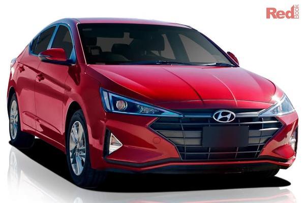 Hyundai Elantra Active Elantra Active 2.0 petrol auto from $25,990 drive away