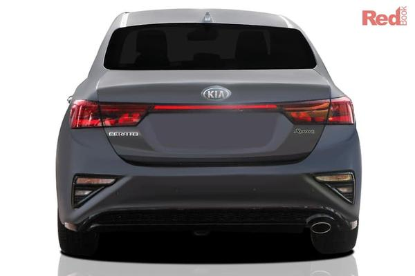 Kia Cerato Sport Cerato Hatch/Sedan Sport manual from $22,490 drive away