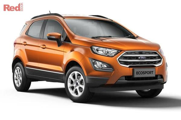 Ford EcoSport Trend 2019 EcoSport Trend petrol auto from $25,590 drive away