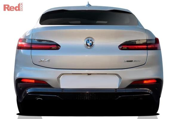 BMW X4 xDrive30i Selected new X-Range models - Complimentary Stamp Duty, Complimentary 12 months' registration and Complimentary CTP Insurance (exc. Victoria)