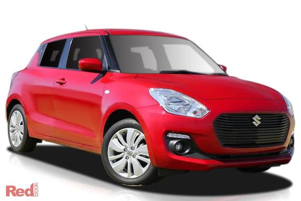 Suzuki Swift GL Navigator Swift GL Navigator manual hatch from $17,690 drive away