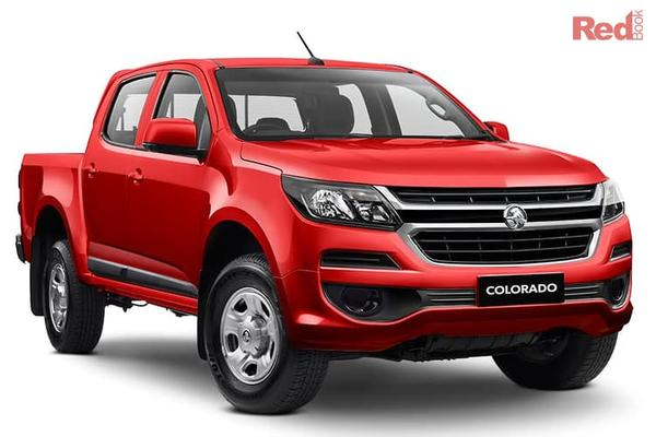 Holden Colorado LS Colorado LS 4x2 Crew Cab Pick Up auto from $39,990 drive away
